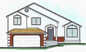 House Plan 70581