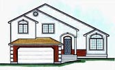 Plan Number 70581 - 1784 Square Feet
