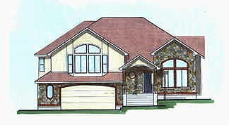Traditional House Plan 70583 Elevation
