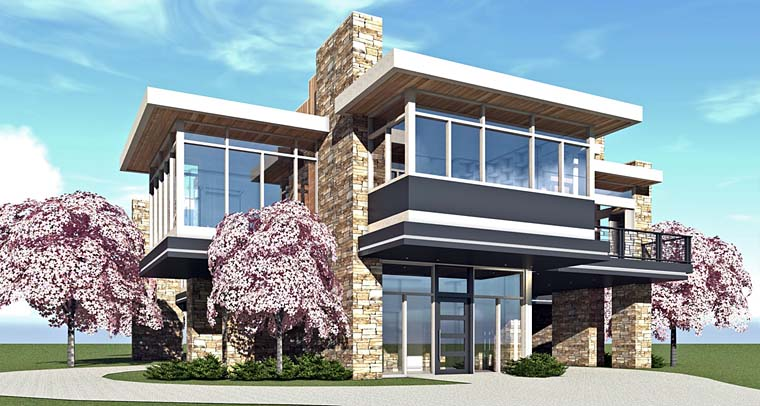 House Plan 70827