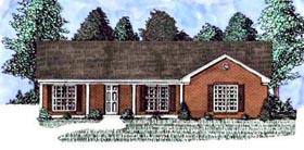 House Plan 71400