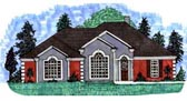 Plan Number 71403 - 1922 Square Feet