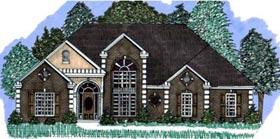 House Plan 71408