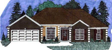 House Plan 71412