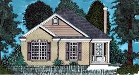 House Plan 71413