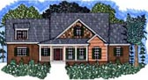 Plan Number 71432 - 1776 Square Feet