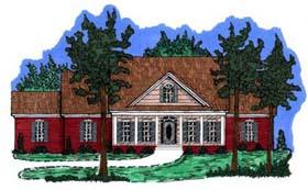 House Plan 71442