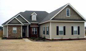 House Plan 71445