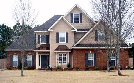 House Plan 71446