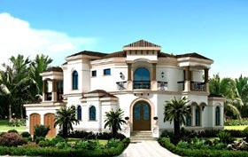 House Plan 71505