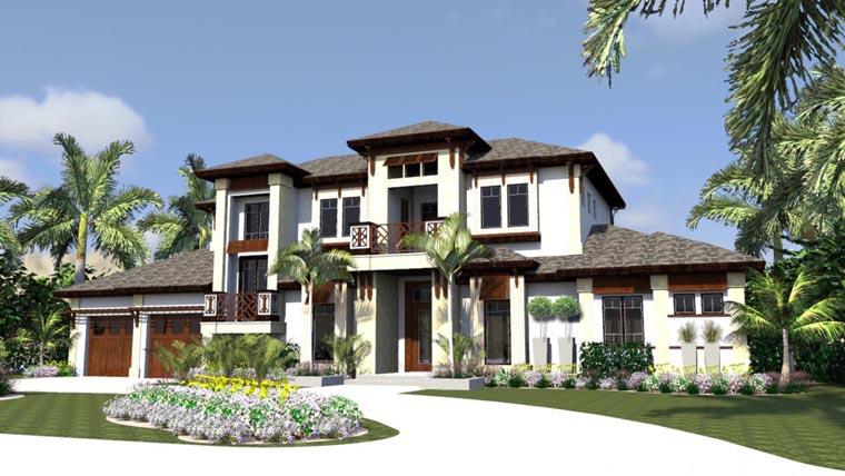 House Plan 71522
