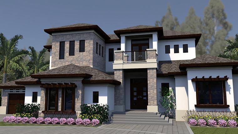 House Plan 71537