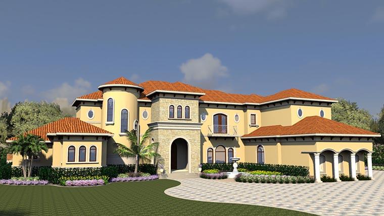 House Plan 71539