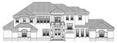 Plan Number 71541 - 7955 Square Feet