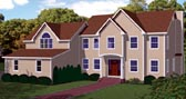 Plan Number 71900 - 3034 Square Feet
