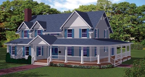 House Plan 71903