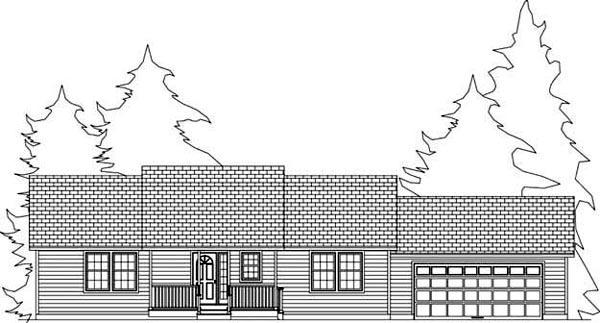House Plan 71905