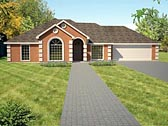 Plan Number 71913 - 1616 Square Feet