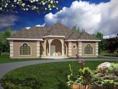 Plan Number 71916 - 1733 Square Feet