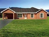 House Plan 71934