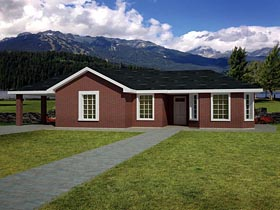 House Plan 71935