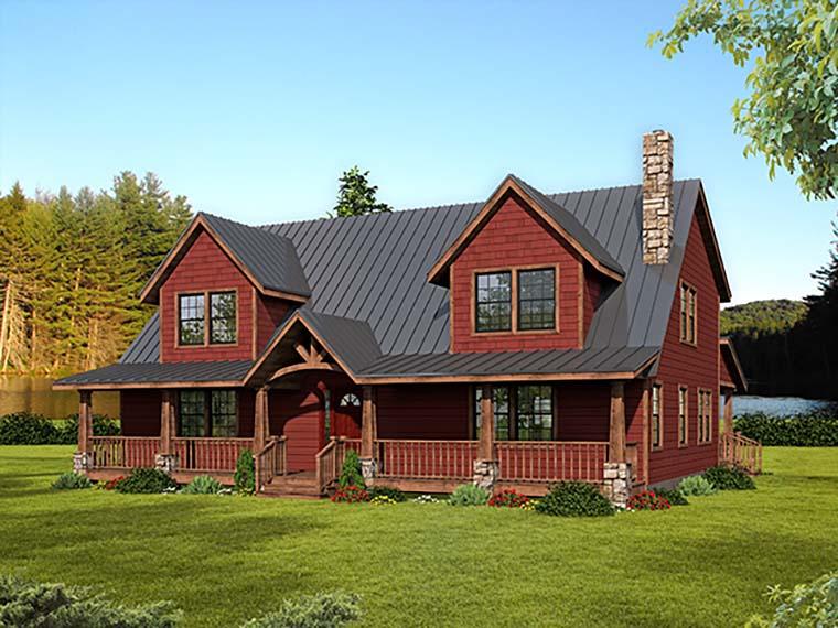 House Plan 71940