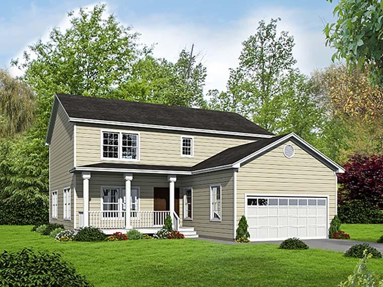 House Plan 71941