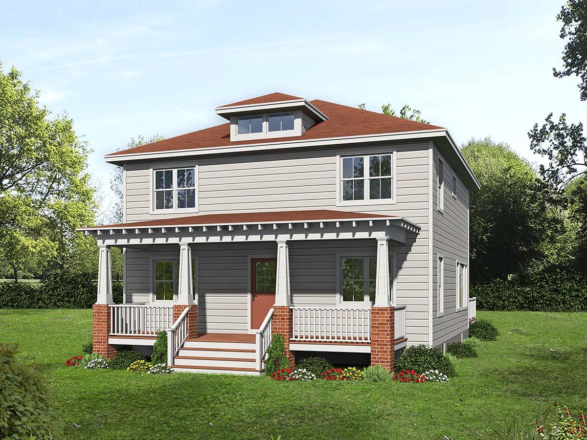 House Plan 71945