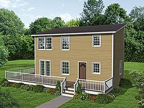 House Plan 71946
