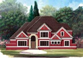 Plan Number 72001 - 2626 Square Feet