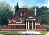 Greek Revival House Plans