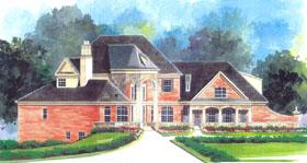 House Plan 72012
