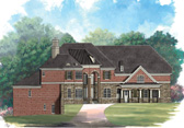 Plan Number 72013 - 4765 Square Feet