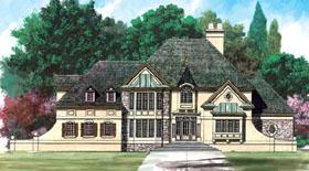 House Plan 72028