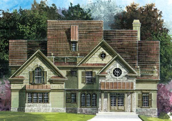 House Plan 72035