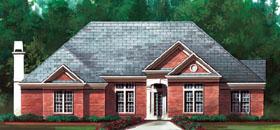 House Plan 72038