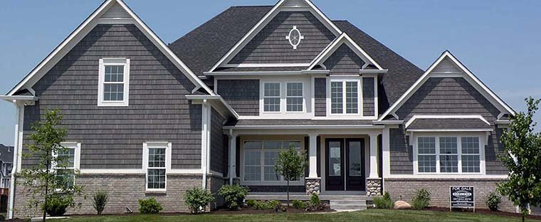 Greek Revival Tudor House Plan 72041 Elevation