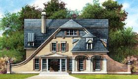 House Plan 72045