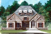 Plan Number 72054 - 3258 Square Feet