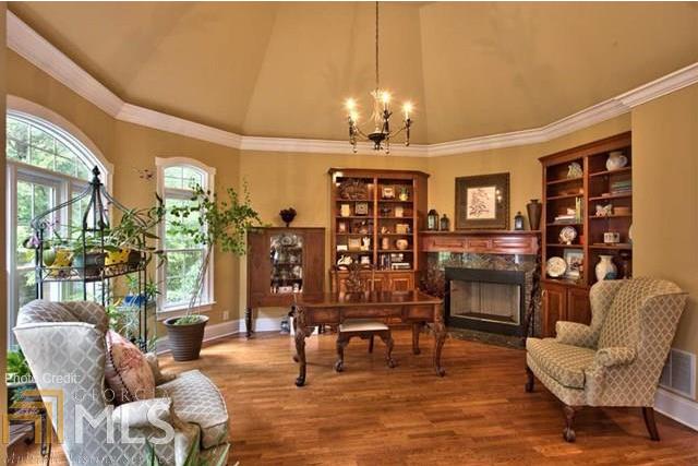 Colonial European Greek Revival House Plan 72055