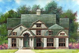 House Plan 72056