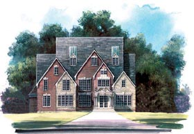 House Plan 72058