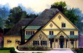 House Plan 72059