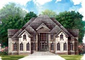 Plan Number 72061 - 3880 Square Feet
