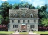 House Plan 72064