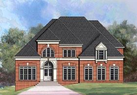 House Plan 72070