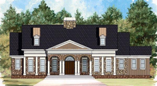 House Plan 72077