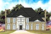 House Plan 72080