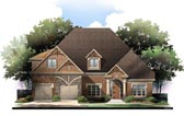 Plan Number 72081 - 2311 Square Feet