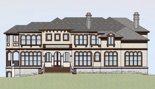 House Plan 72084